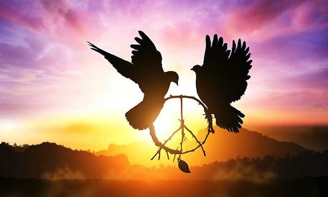 Hacer las paces